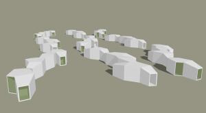 bungalows-cluster-agrupacion